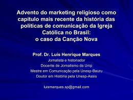 Mesa redonda-Luís Henrique Marques-Congresso