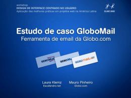 Estudo de caso GloboMail