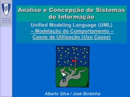 Use Case - Técnico Lisboa
