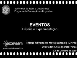 0 - Thiago Oliveira da Motta Sampaio