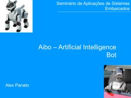 Robô Aibo