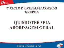 59_Quimioterapia Abordagem Geral - CHSP
