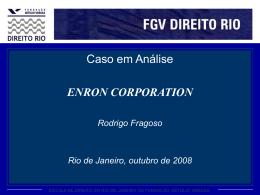 ENRON-AULA_3 - Acadêmico de Direito da FGV