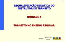 Reflexões sobre o Artigo 76 do CTB Ministério das Cidades
