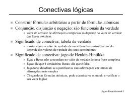 Lógica Proposicional 2