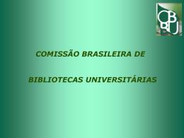 Apresentação CBBU - Sigrid Weiss Dutra UFSC