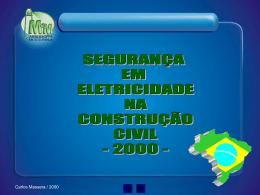 Segurança em Eletricidade na construção Civil