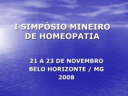 CURA - Serviço Phýsis de Homeopatia