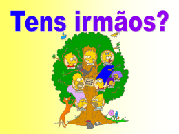 A família Simpson