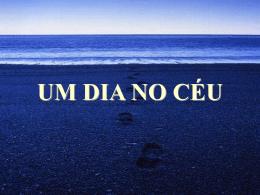 UM DIA NO CÉU