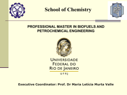 professional master in biofuels and