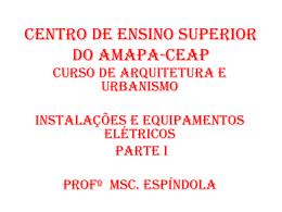 CENTRO DE ENSINO SUPERIOR DO AMAPA-CEAP