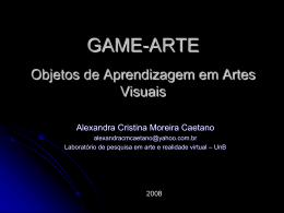 GAME-ARTE