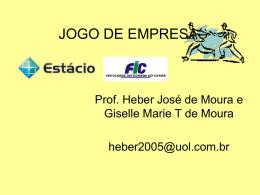 Apresentação JOGOS DE EMPRESAS