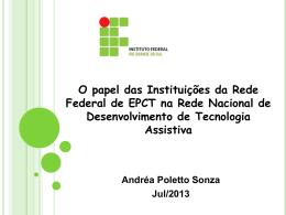 PPT - Ações Inclusivas