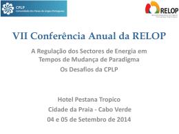 Desafios para uso competitivo e racional do gás natural em países