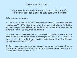 Rigor-mortis - (LTC) de NUTES