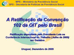 Convenção Principal