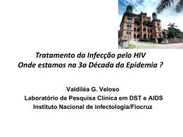 HIV-1 - Departamento de DST, Aids e Hepatites Virais