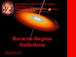 Buracos Negros Supermassivos