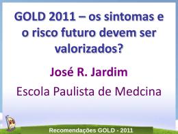 Recomendações GOLD