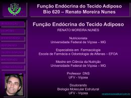 Função endócrina do tecido adiposo