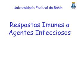 Aulas de Imunologia