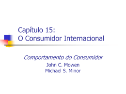 The International Consumer