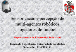 ppt - Projecto Natura - Universidade do Minho