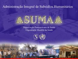 Administração Integral de Subsídios Humanitários