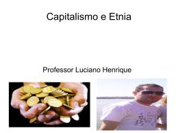 capitalismo 8ª série