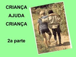 Criança Ajuda Criança
