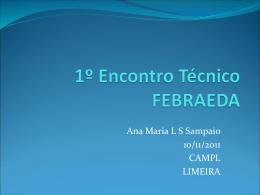 Ana Maria Sampaio