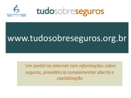 Sistema de Informações sobre Seguros