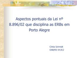 Competência Municipal para legislar sobre ERBs e princípios