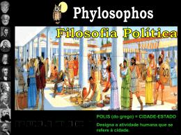 Filosofia Política - Capital Social Sul