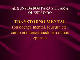 Comissão Saúde Mental