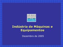 Apresentação 2005