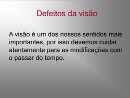 DEFEITOS DA VISÃO 1 (702976)