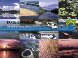 o rio guaporé - Brasil das Águas