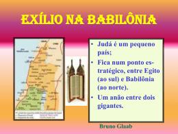 Exílio na Babilônia