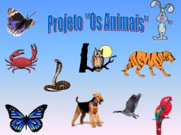 Projeto Os Animais