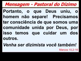 Senhor tende piedade - Paróquia Bom Jesus dos Migrantes