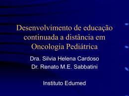 Desenvolvimento - Instituto Edumed