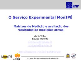 Matrizes - MonIPÊ