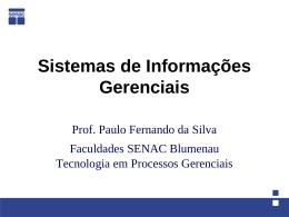 3-Funções do SIGs - Departamento de Sistemas e Computação