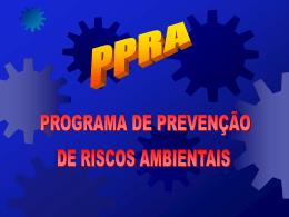PPRA - Higiene Ocupacional