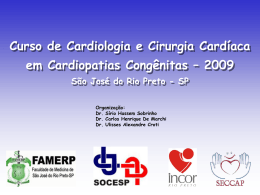 Defeito do Septo Atrioventricular