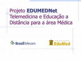 ProjetoBrT - Instituto Edumed