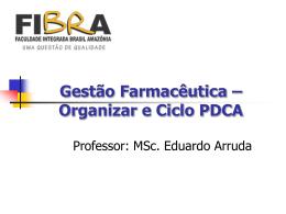 Organizacao-e-Ciclo-PDCA - Página inicial